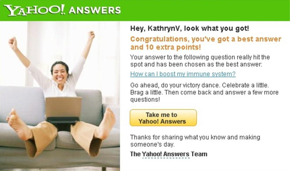 YahooAnswers